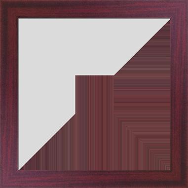 Banister_Flat_Mahogany_Frame_10x10