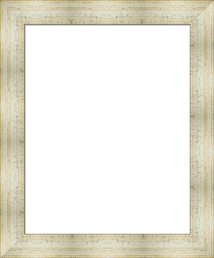 Distressed Silver Block Frame, Terrace Custom Frame I FramedIt