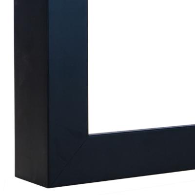 Sable - Thick Black Shadowbox Frame