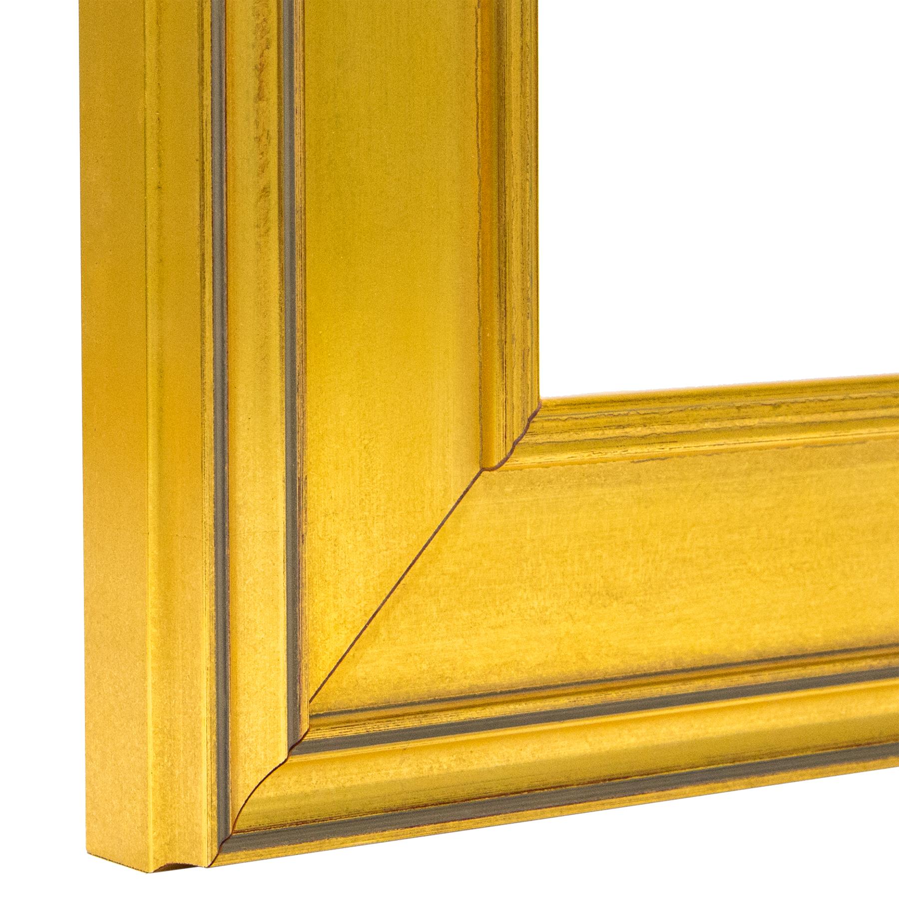 Beacon Wide Gold Custom Frame