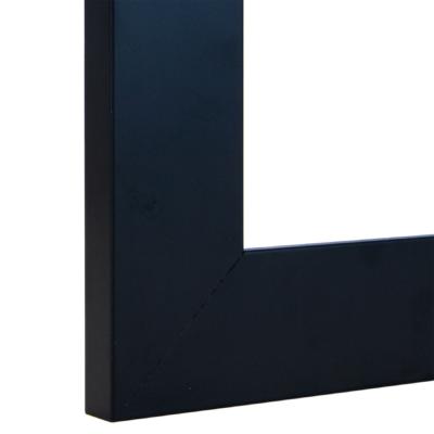 Onyx Thick Black Frame