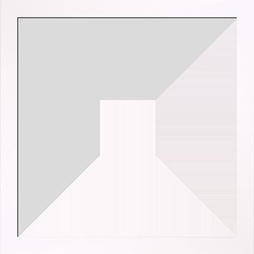 Intrigue_Slim_Pickled_White_Frame_10x10