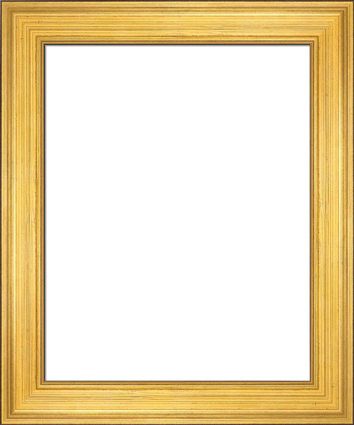 Light Gold Federal Frame, Legacy Custom Frame I FramedIt
