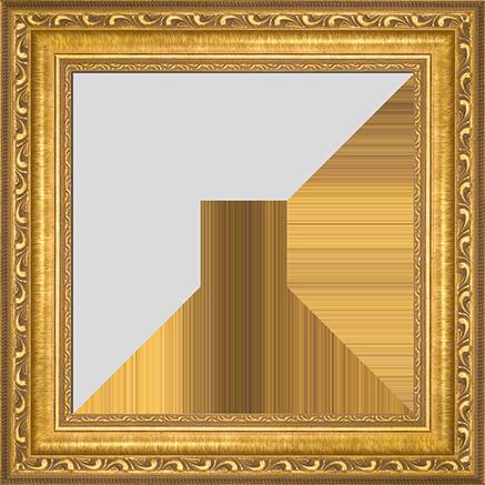 Rococo_Ornate_Gold_Trim_Frame_10x10